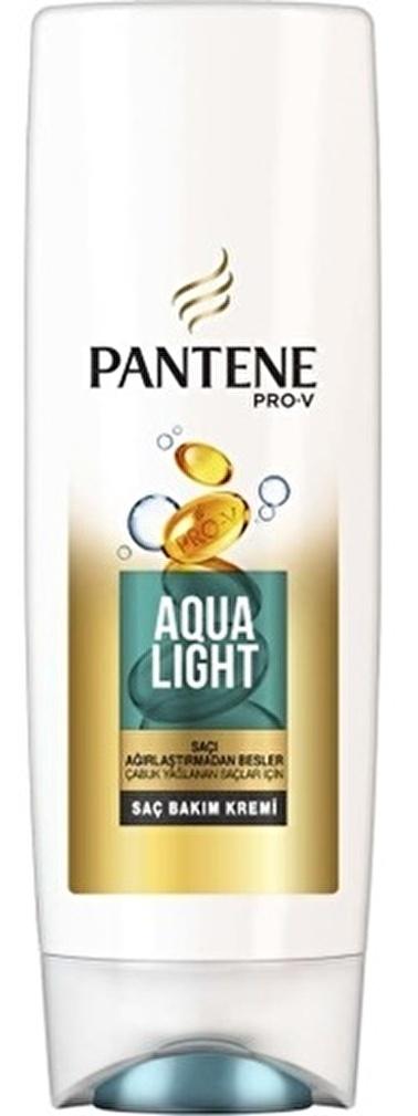 Pantene  Aqualight Saç Bakım Kremi 470 Ml Renksiz